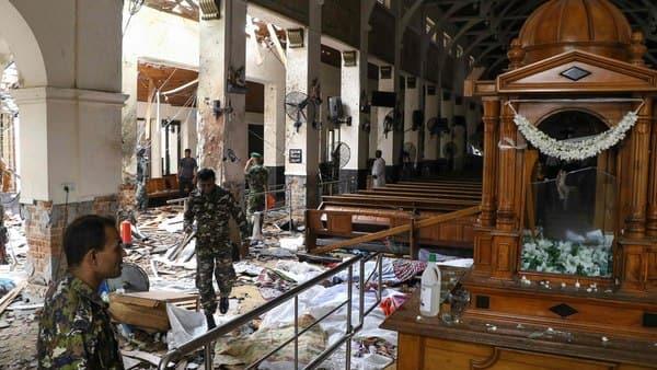Sri Lanka blasts: 207 killed, 450 injured on Easter Sunday, curfew imposed