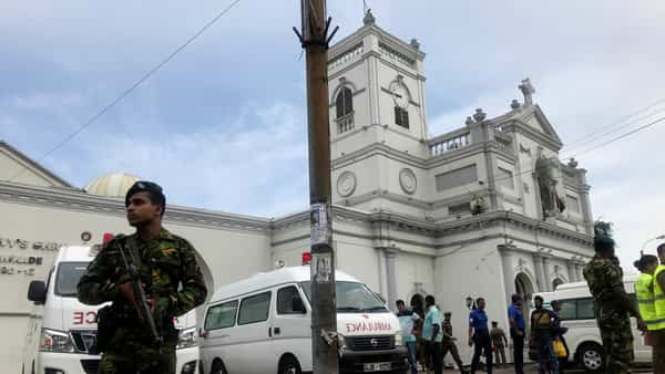 Serial blasts in Sri Lanka: 80 injured as explosions hit two churches on Easter