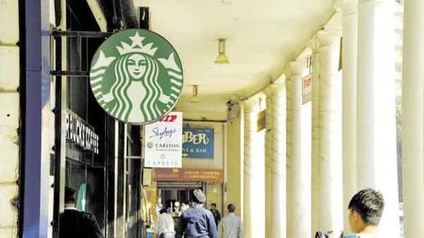 Starbucks has on an average been opening 25 stores each year since its launch in October 2012. Photo: Ramesh Pathania/Mint