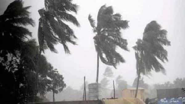 The storm has been named 'Fani,' as suggested by Bangladesh. (Cyclone Gaja is very likely to move nearly westwards and weaken gradually into a cyclonic storm during the next six hours, IMD said.)
