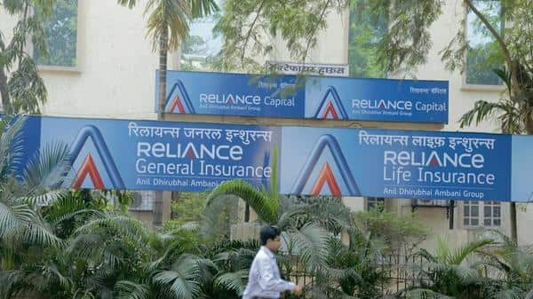 R-Cap may divest up to 49% in Reliance Insurance and Reliance General Insurance. Abhijit Bhatlekar/Mint