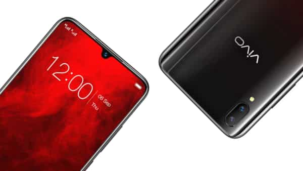 The Vivo V11 Pro came with an in-display fingerprint scanner