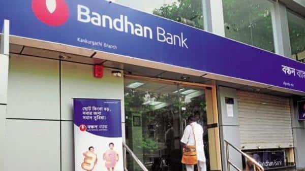 Bandhan Bank shares ended 4% higher on Thursday
