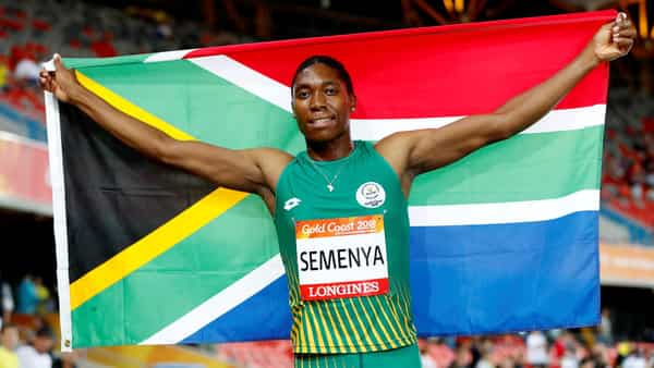 The Court of Arbitration for Sport is looking into a protest by S African middle-distance runner Caster Semenya who has an abnormally high level of testosterone for a woman