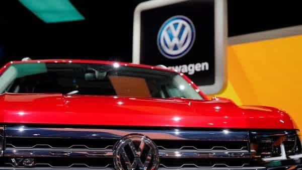 Volkswagen had recalled 340,000 vehicles of 13 models with EA 189 diesel engines for technical updates. (Reuters)