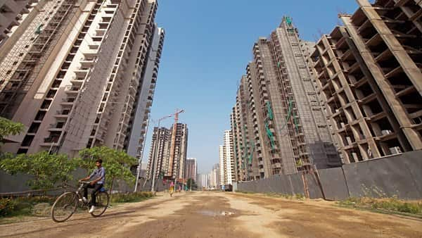 Demand for capital is significant, particularly in housing sector, as home sales continue to be slow and external financing is needed for construction and to service debt.  (Ppradeep Gaur/mint)