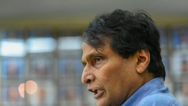 Suresh Prabhu.  (PTI )