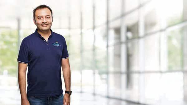 Netmeds founder Pradeep Dadha.