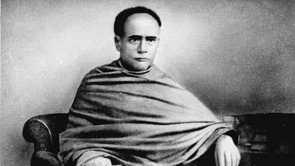 Born in 1820 in Midnapur as Iswar Chandra Bandopadhyay, he received the title Vidyasagar for his outstanding academic performance when he graduated from Sanskrit College. (Wikimedia Commons)
