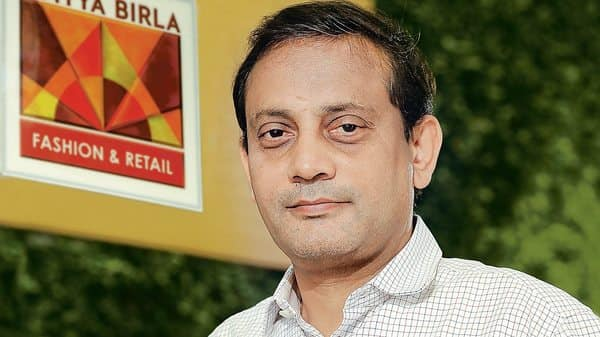 Aditya Birla Fashion and Retail MD Ashish Dikshit.