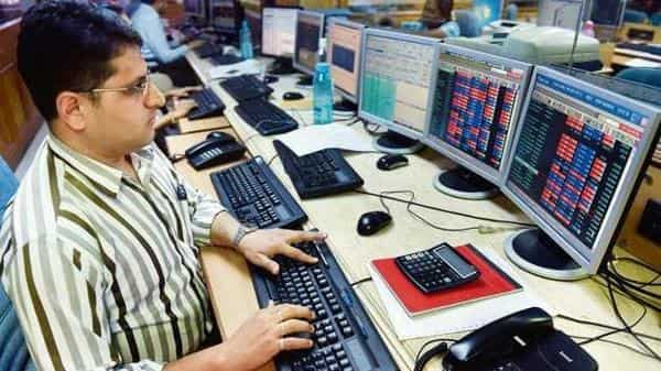 At day's highs, Bajaj Finserv shares soared 5% to a  ₹8,021 while Bajaj Finance surged 6% to  ₹3,298