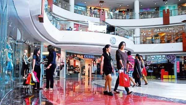 The platform will look to build large, destination malls, as well as smaller hypermarket and cinema-anchored community ones. (Photo: Pradeep Gaur/Mint)