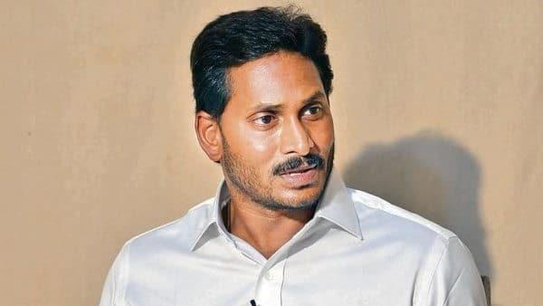 YSR Congress Party supremo Y.S. Jagan Mohan Reddy.