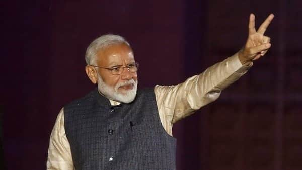 Narendra Modi said India had lived with the tag of developing country and poverty for long, and should now remove these tags (Reuters)