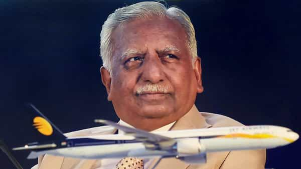 Naresh Goyal and wife stopped from flying out of India