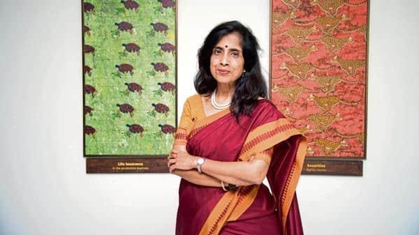 Shanti Ekambaram, president, consumer banking, Kotak Mahindra Bank