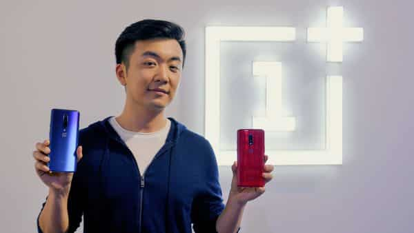 The OnePlus 7 Pro was launched earlier this month.