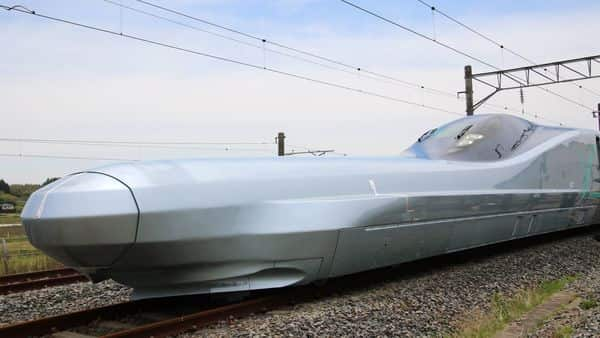 Terrific New Bullet Train Model Hits Record Speed Wiring Digital Resources Anistprontobusorg