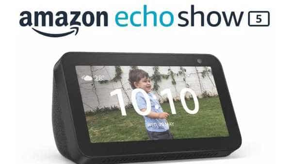 Amazon Announces Echo Show 5 And A New Focus On Privacy