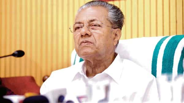 For the CPM leader and chief minister Pinarayi Vijayan, the bypolls will be a prestige war and a precursor to Kerala's next big fight, assembly elections in 2021. (Ramesh Pathania/Mint)