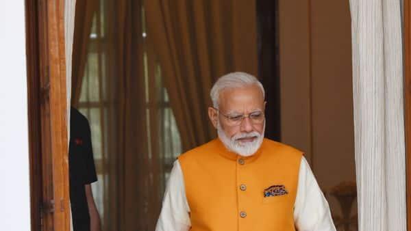 Prime Minister Narendra Modi.  (AFP )