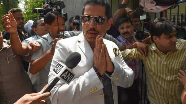 The Delhi court on April 1 had granted anticipatory bail to Robert Vadra and his close aide Manoj Arora in a money laundering case. (AFP)