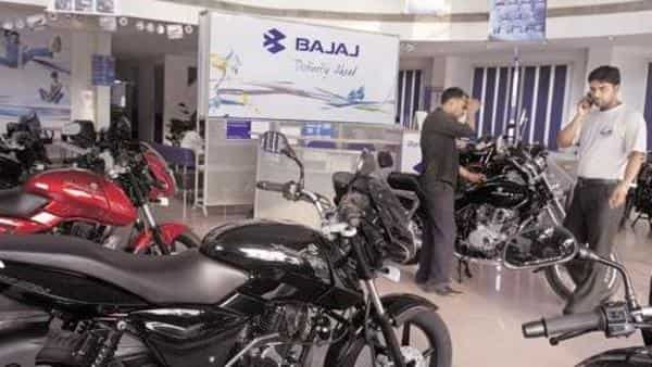 Bajaj Auto reported higher sales in May
