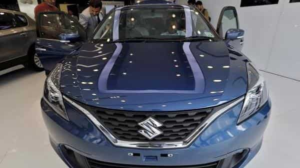 Maruti also introduced its mild hybrid technology in the Baleno last month. (Reuters)