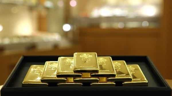 The US gold futures rose 0.5% to $1,317.50 an ounce. (Photo: Bloomberg )