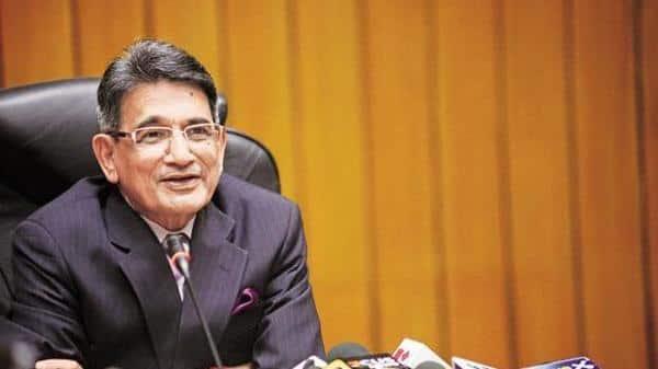 Former Chief Justice of India R.M. Lodha Photo: Pradeep Gaur/Mint