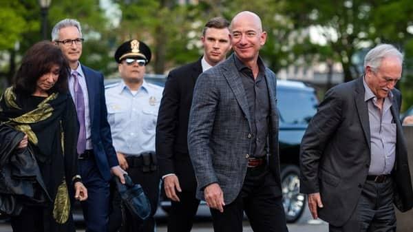A file photo of Amazon CEO Jeff Bezos. (Reuters)