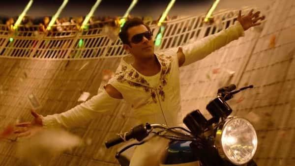 Salman Khan in a still from 'Bharat'.