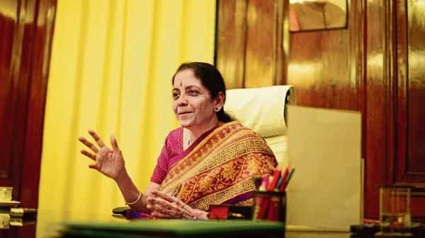 Nirmala Sitharaman's tweet has given citizens hope that their ideas will be incorporated into the final budget document. (Pradeep Gaur/Mint)