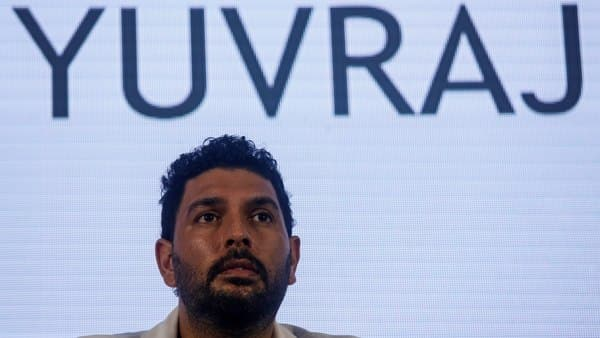 Indian cricket player Yuvraj Singh attends a news conference after announcing his retirement from international cricket in Mumbai, India, June 10, 2019.  (Photo: Reuters)