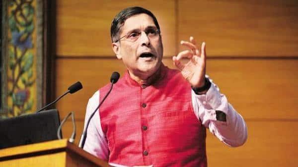 A file photo of chief economic adviser Arvind Subramanian. Photo: Pradeep Gaur/Mint