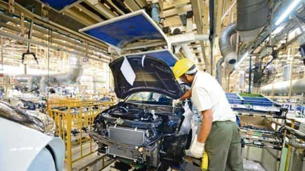 Production cuts at manufacturing plants to correct inventory of unsold stock at the dealerships have resulted into a fall of 12.23% YoY in passenger vehicles.
