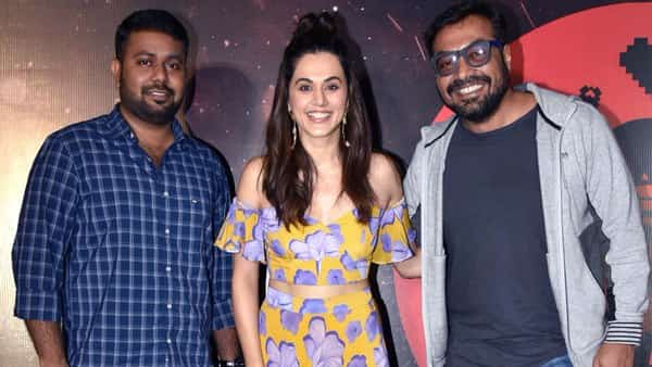 Taapsee Paanu's 'Game Over' dominates screens this weekend