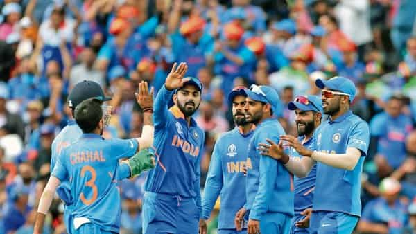 Icc Cricket World Cup 2019 India Take On Pakistan In