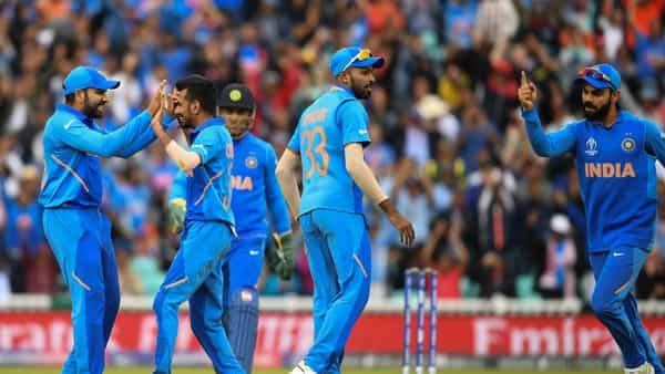Icc Cricket World Cup 2019 Predicted India Line Up Against