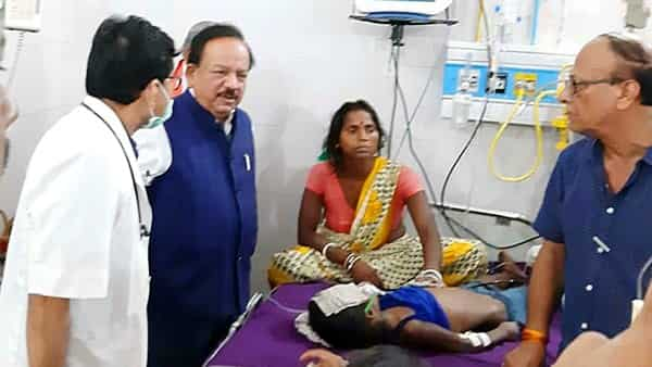 Muzaffarpur: Encephalitis death toll mounts to 100