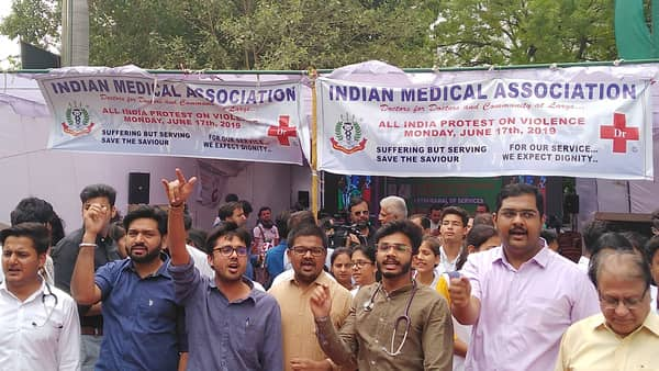 Supreme Court agrees to hear PIL seeking security for doctors at govt hospitals