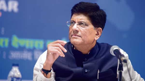 The assurance comes after commerce and industry minister Piyush Goyal met representatives of technology and e-commerce firms on Monday (Photo: Abhijit Bhatlekar/Mint)