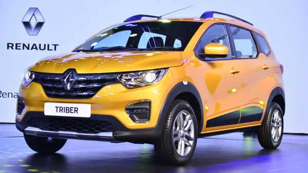 In Pics Renault Triber Compact 7 Seater Unveiled In India