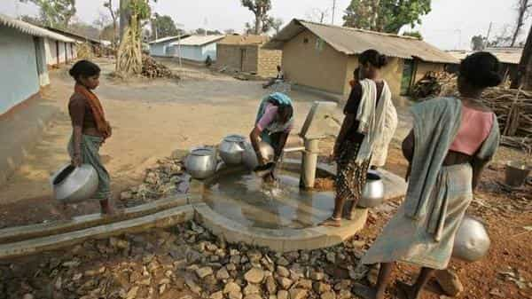 Water security for rural India is measured on the following parameters: quantity, accessibility and quality. If water is found lacking on one or more of these, water security is compromised.  Photo: Reuters
