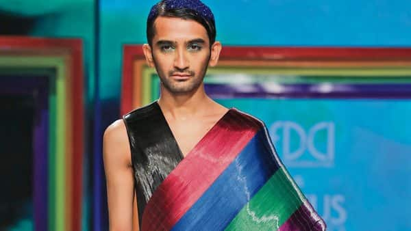 Queer fashion and India
