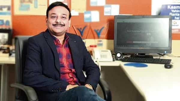 Dinesh Agarwal, founder and CEO, Indiamart.com.
