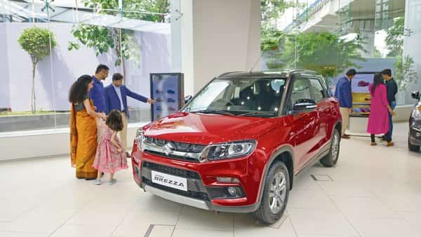 Vitara Brezza was the sixth best selling model in May last year with 15,629 units.