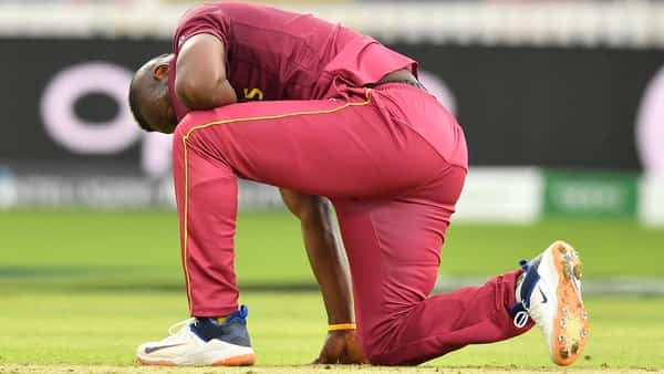 Andre Russell ruled out of World Cup 2019 with knee injury