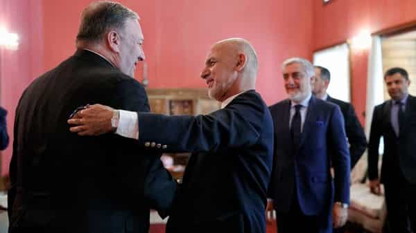 Mike Pompeo makes unannounced visit to Kabul