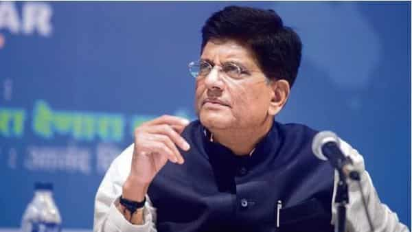 A file photo of Commerce minister Piyush Goyal